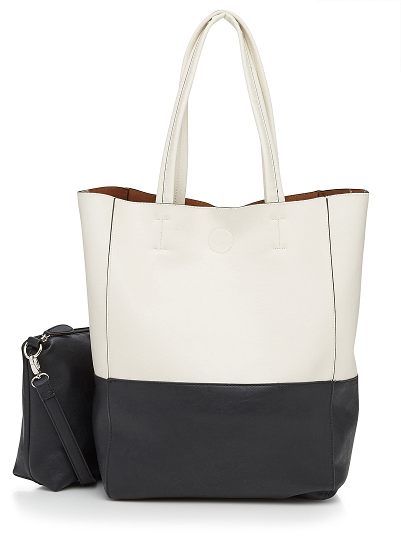 chic-two-tone-2-in-1-tote