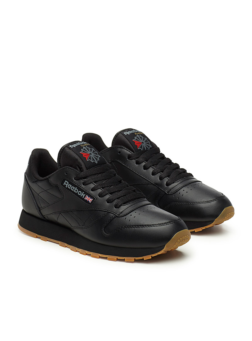 Le sneaker Classic Leather  Homme - Sneakers - Noir