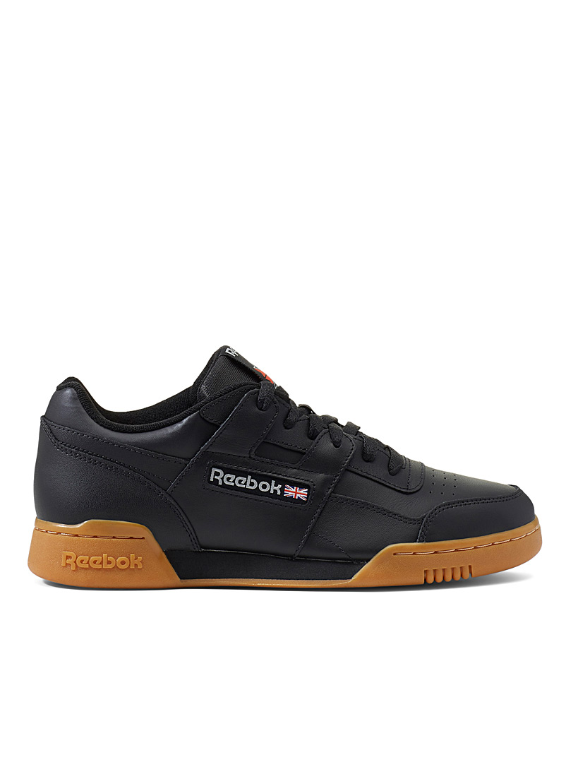 Reebok Classic Black Workout Plus sneakers  Men for men