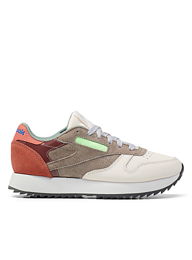 Le sneaker Classic Leather Ripple Femme
