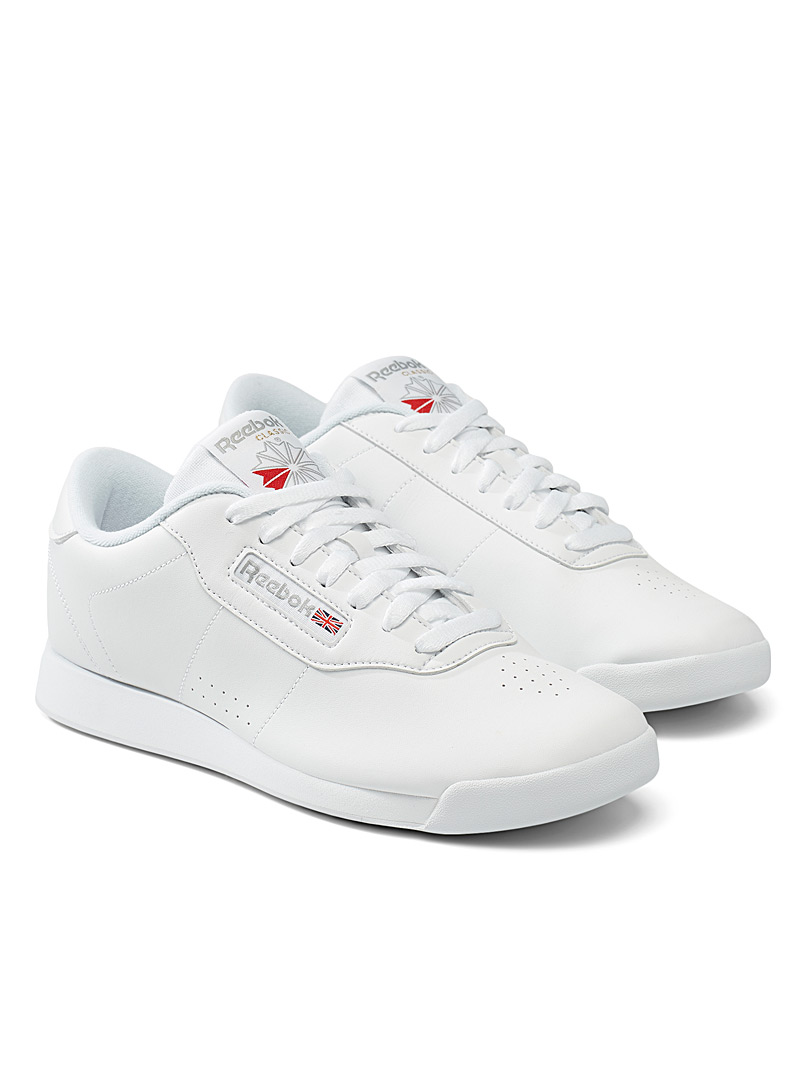 Princess white sneakers Women Wide fit