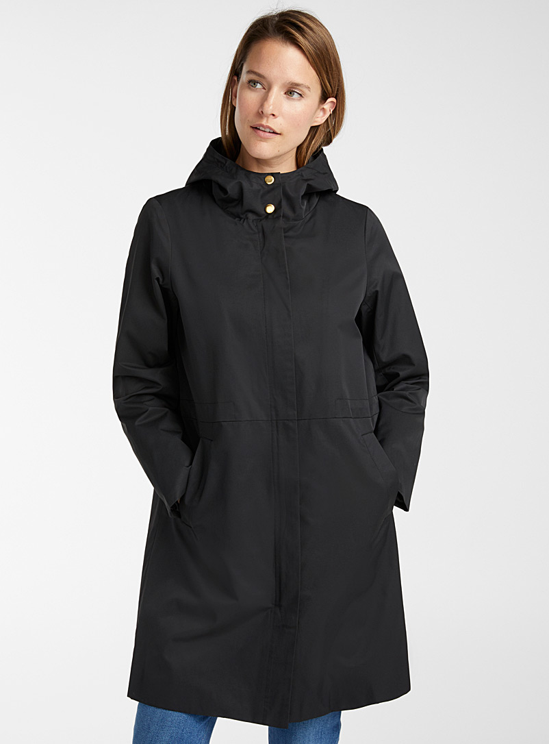 adjustable-waist-raincoat