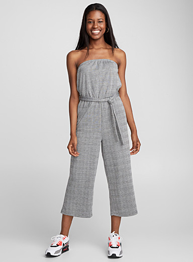 Prince of Wales jumpsuit