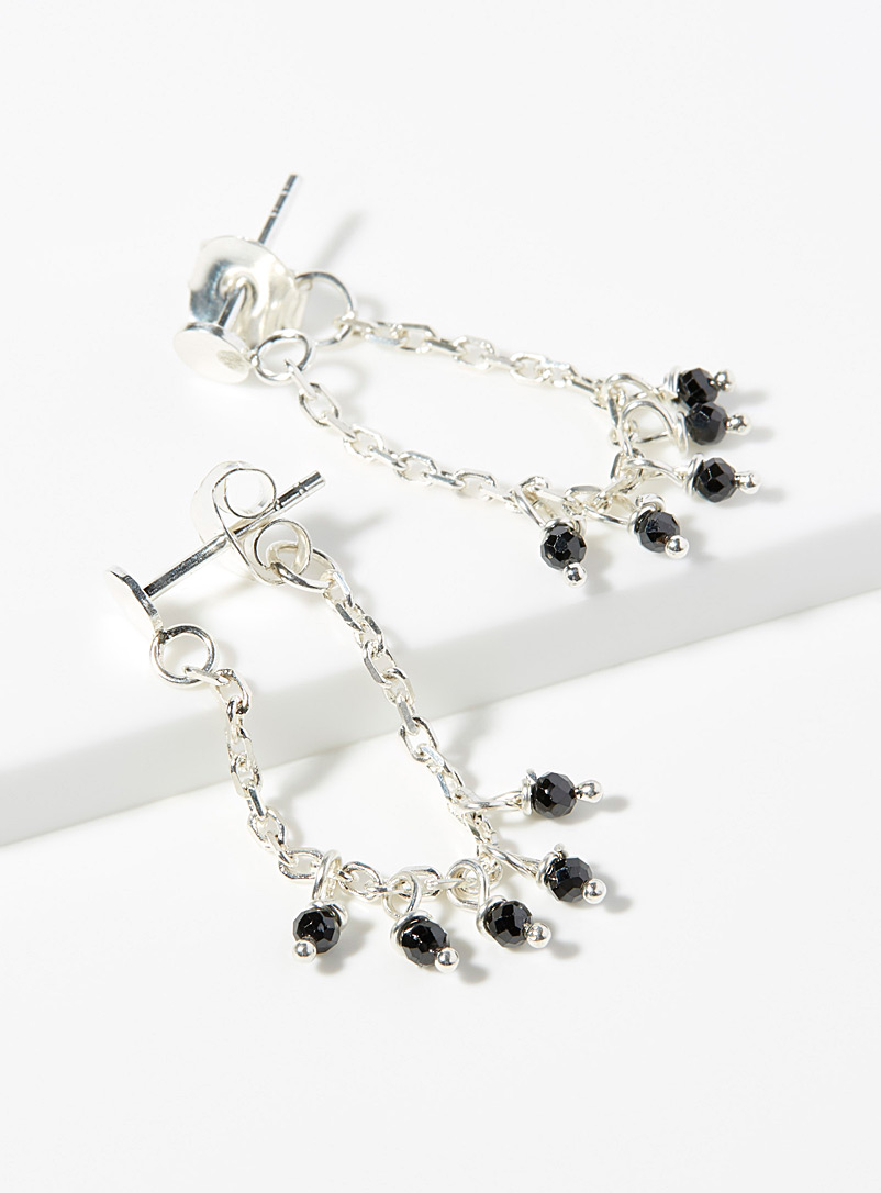 double-sided-silver-chain-earrings
