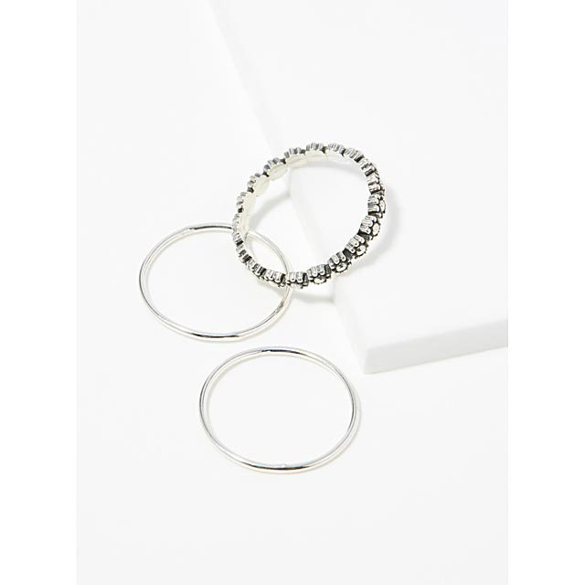 minimalist-floral-rings-set-of-3