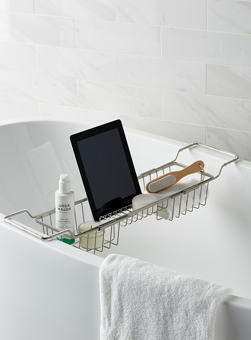 Simons Maison Assorted Urban rack bath caddy