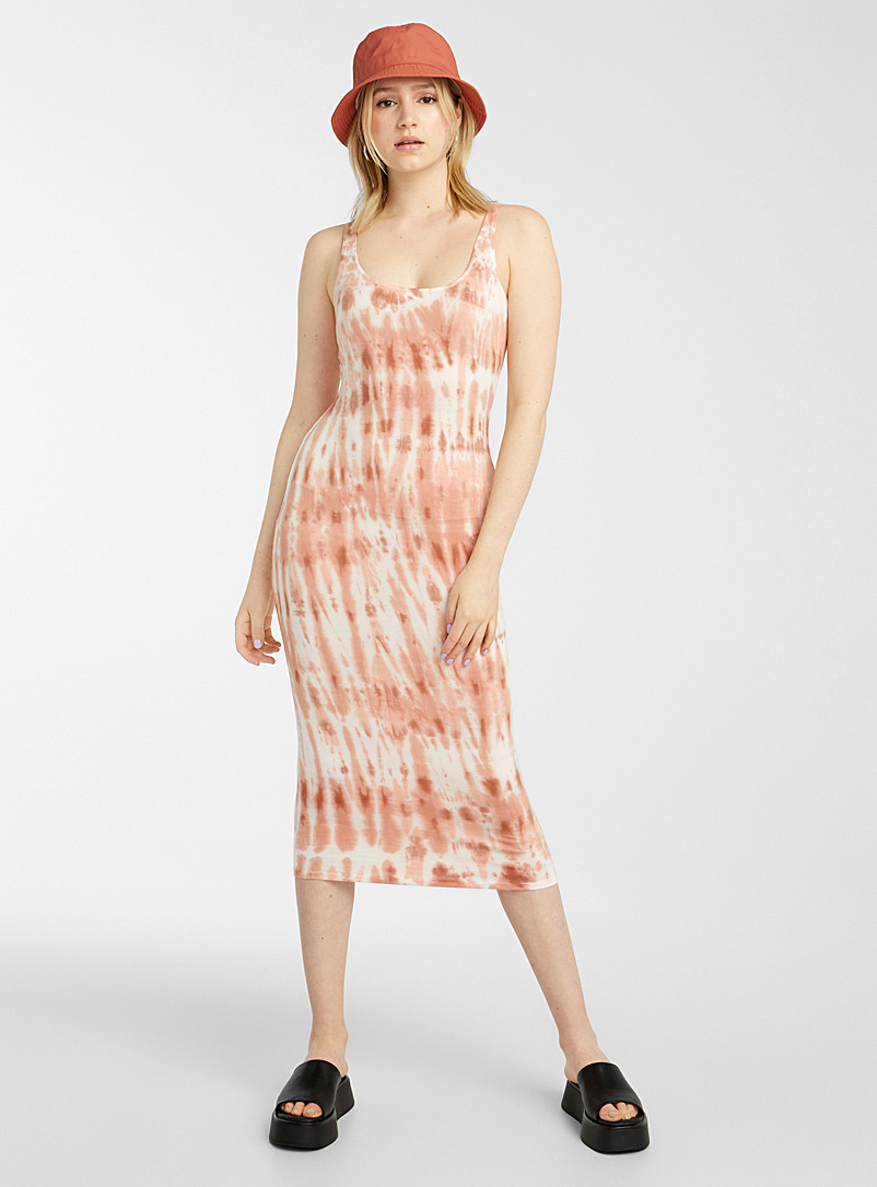 Billabong Assorted Sea of sand midi dress for women