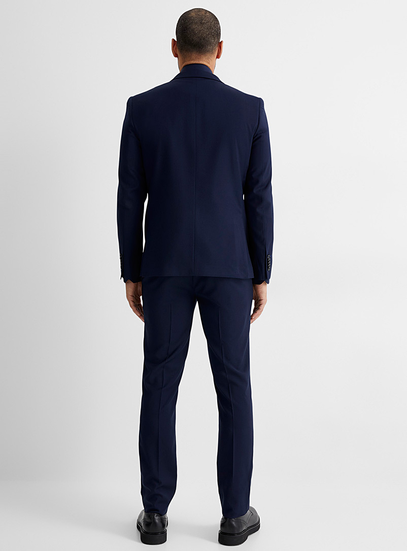 Fluid suit  Semi-slim fit - Semi-slim Fit - Marine Blue