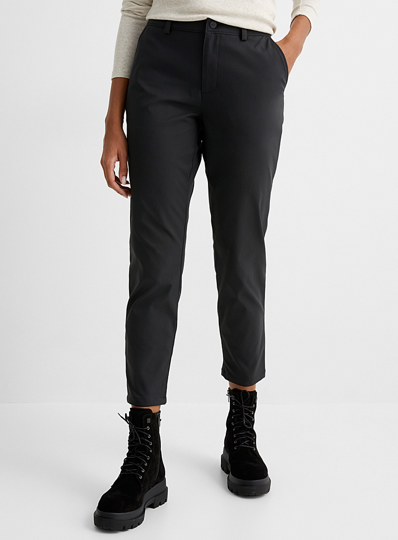 The North Face Black City Standard stretch ankle pant for women