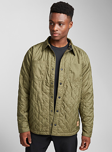 Fort Point reversible jacket  Relaxed fit