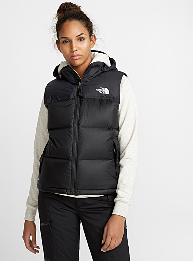 Nuptse vest <br>Relaxed fit