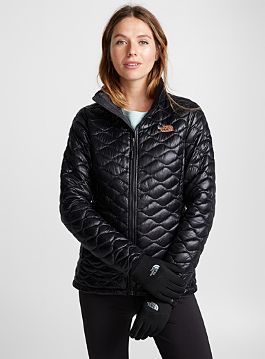 Thermoball quilted jacket  Active fit