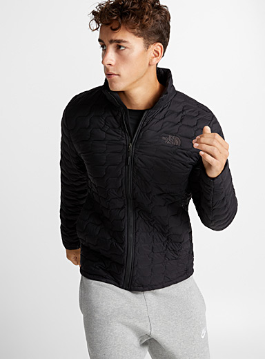 Thermoball quilted jacket  Fitted style