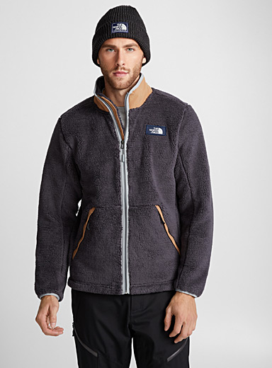 Campshire fleece jacket
