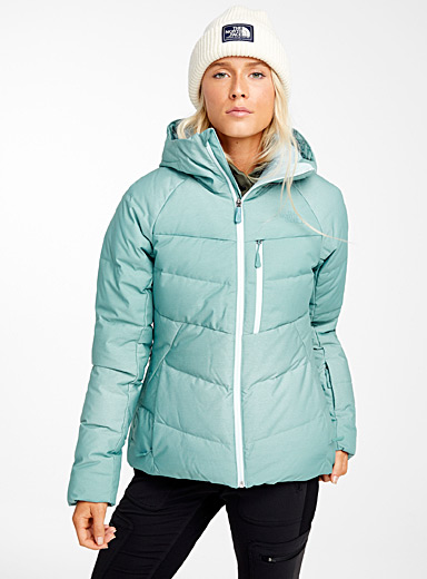 Heavenly puffer jacket  Regular fit