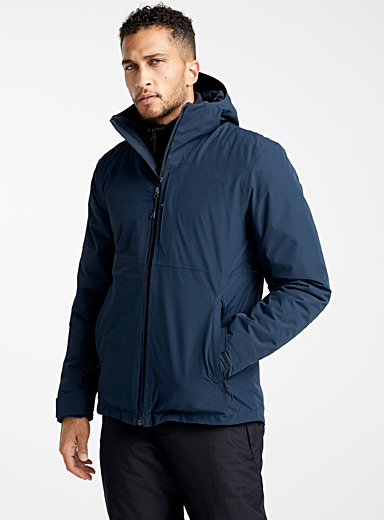 Inlux insulated jacket <br>Relaxed fit