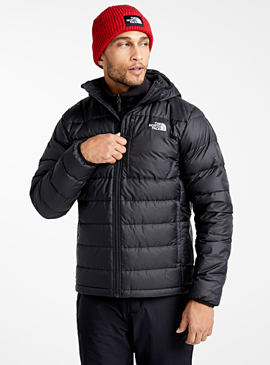 Aconcagua hooded jacket <br>Relaxed fit