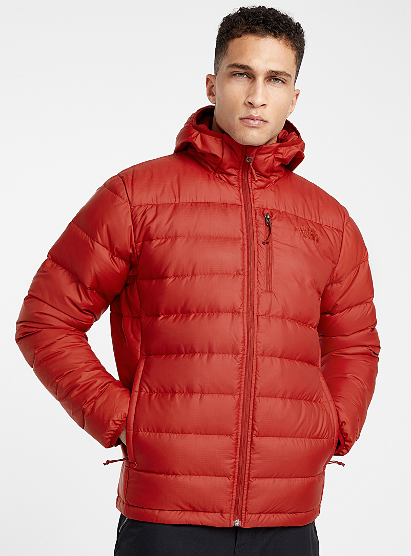Aconcagua hooded jacket  Relaxed fit - Outdoor