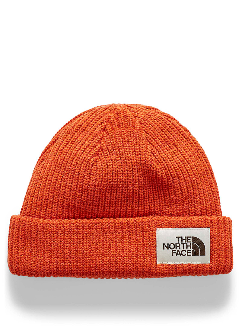 Salty Dog cuffed tuque - Tuques - Orange