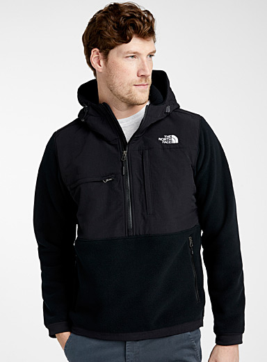 Denali polar fleece anorak