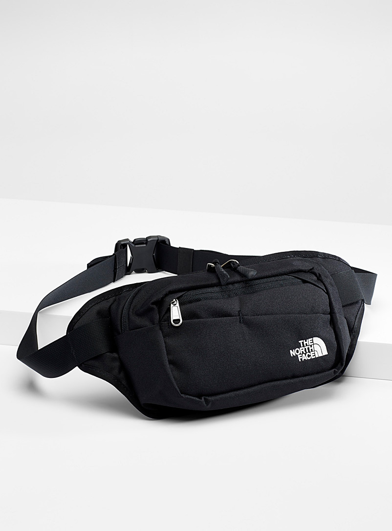 The North Face Black Bozer belt bag for women