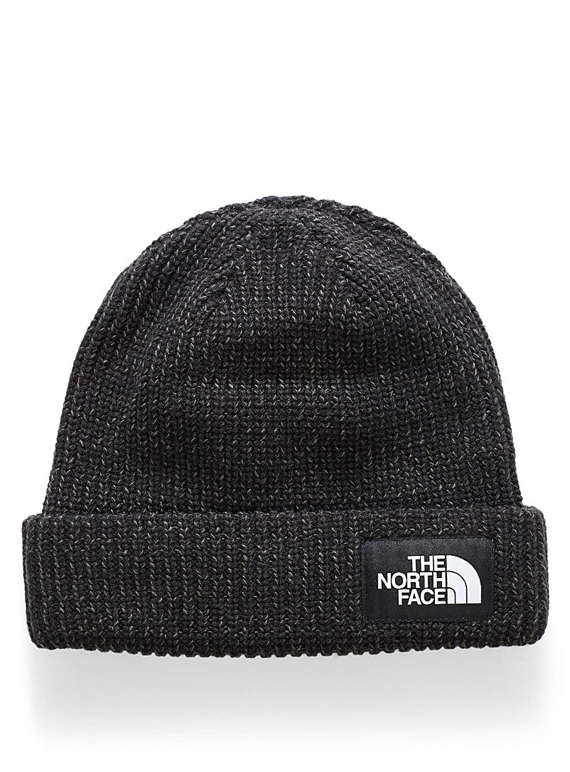 Salty Dog ribbed tuque - Tuques & headbands - Black