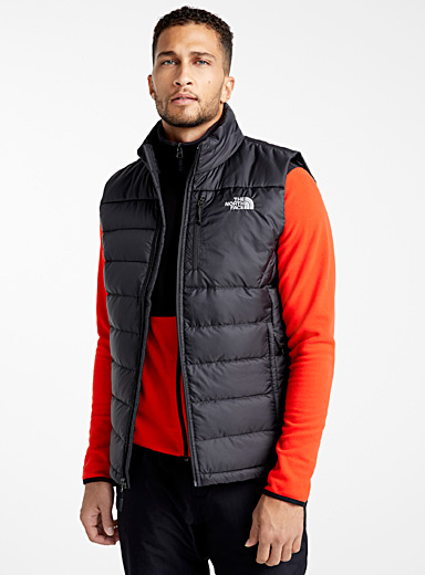 Aconcagua quilted jacket <br>Relaxed fit