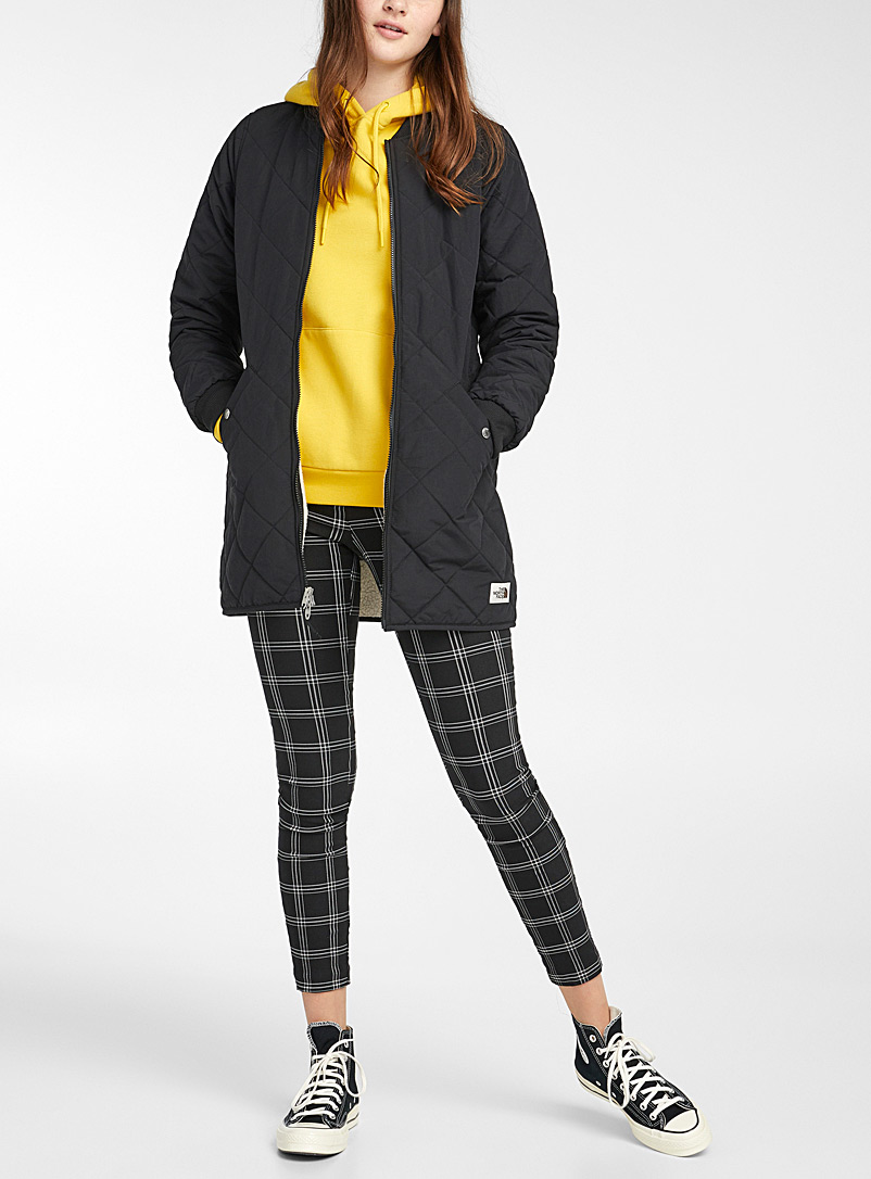 The North Face Black Diamond-quilted jacket for women