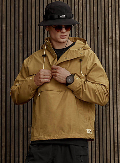 Windjammer adjustable anorak
