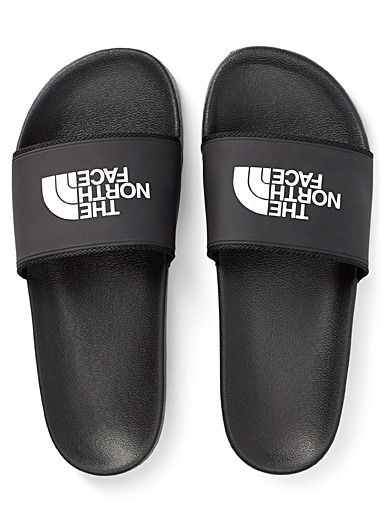 The North Face Black Base Camp Slide II sandals  Men for men