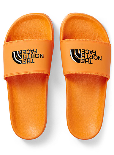 The North Face Golden Yellow Base Camp Slide II sandals  Men for men