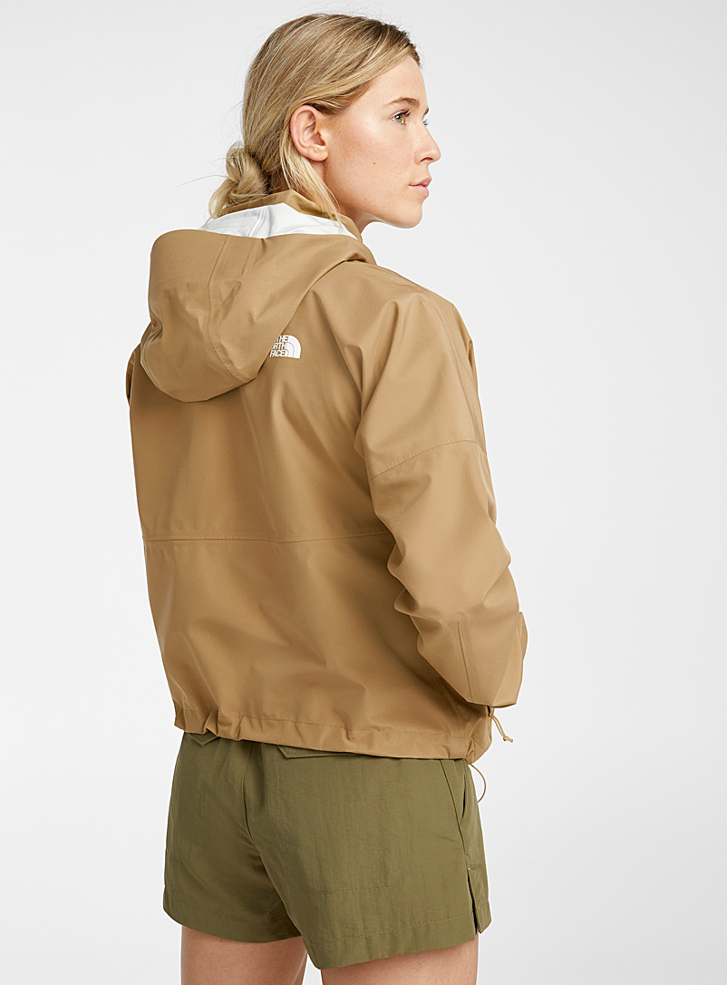 The North Face Fawn Arch boxy windbreaker anorak for women
