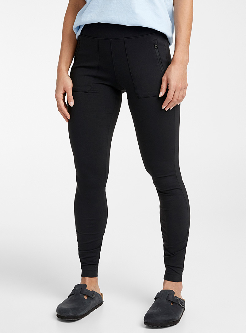 The North Face Black Paramount high-rise stretch pant for women