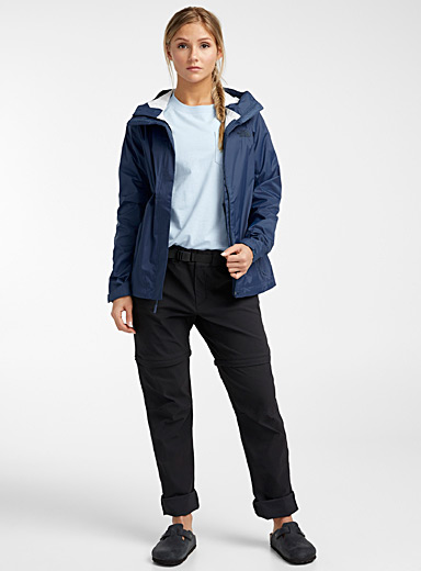The North Face Black Paramount convertible pant for women