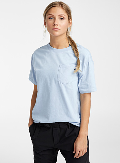 Casual pocket T-shirt