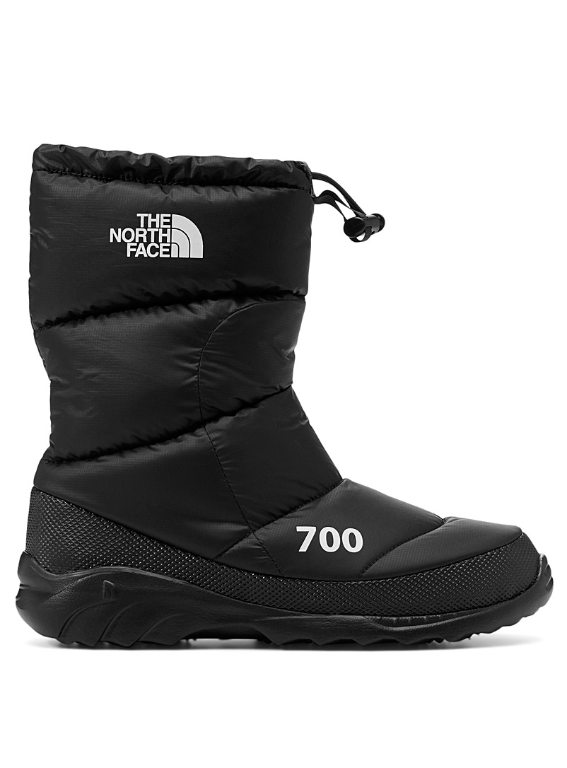 Nuptse recycled polyester 700-fill boots  Men