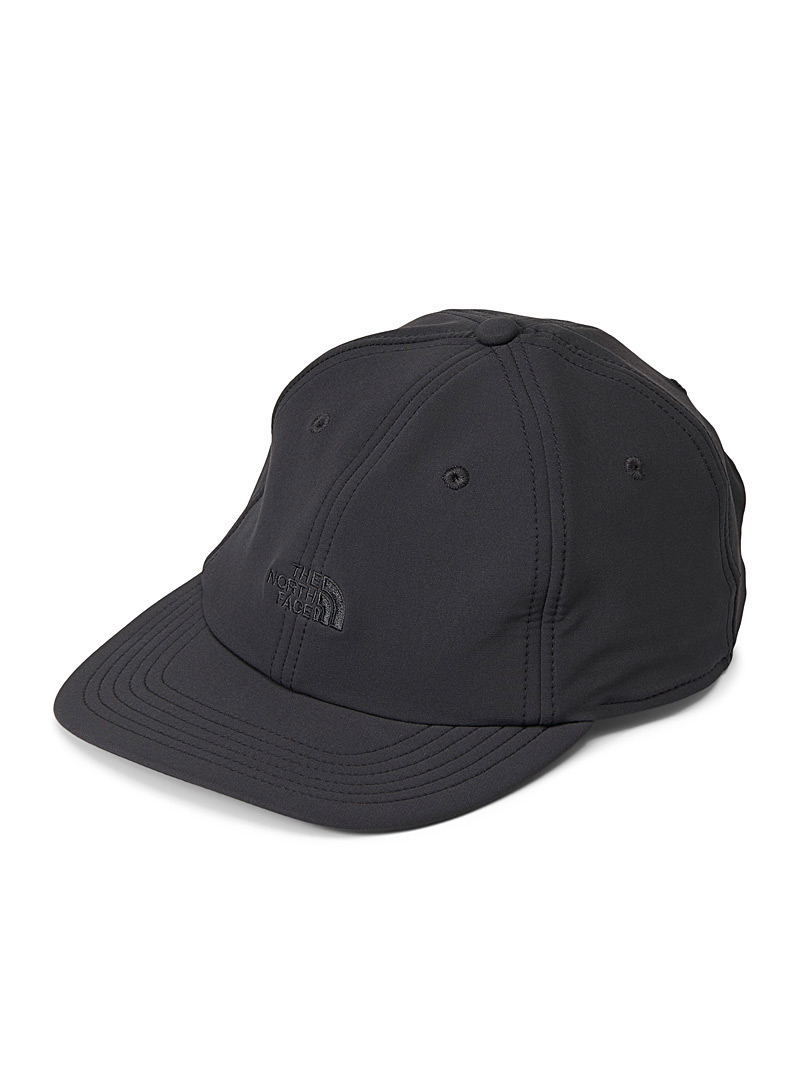 The North Face Black Ultra soft embroidered cap for men