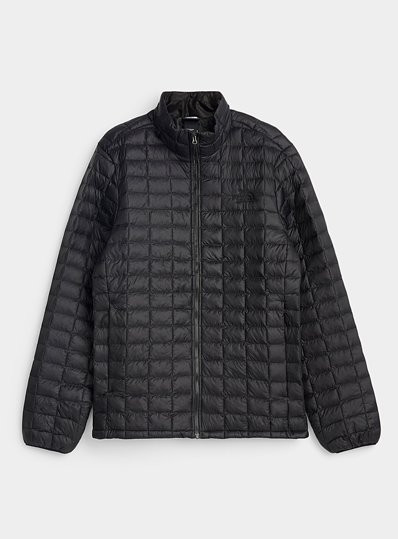 The North Face Black Thermoball puffer jacket  Active fit for men
