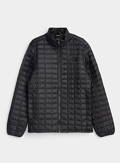 Thermoball puffer jacket  Active fit