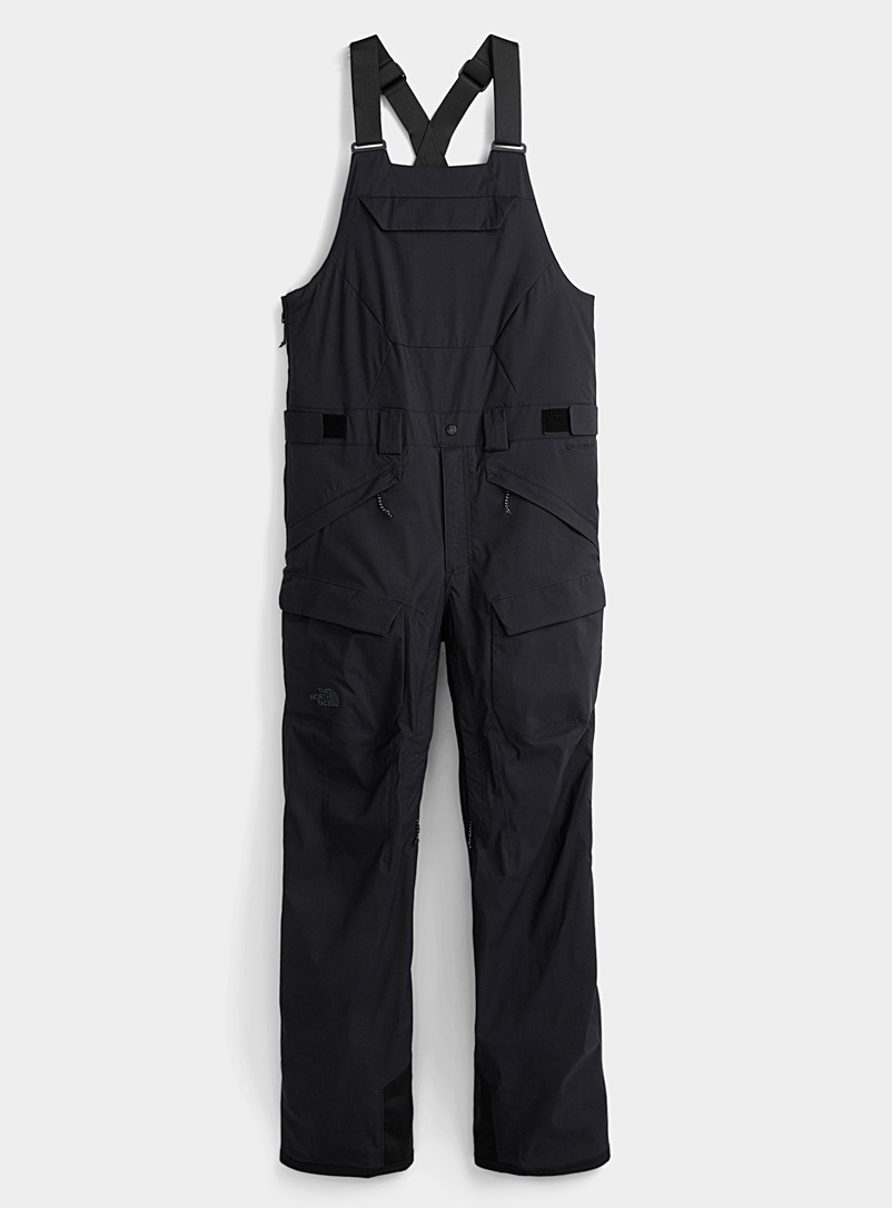 The North Face Black Freedom overalls  Regular fit for men