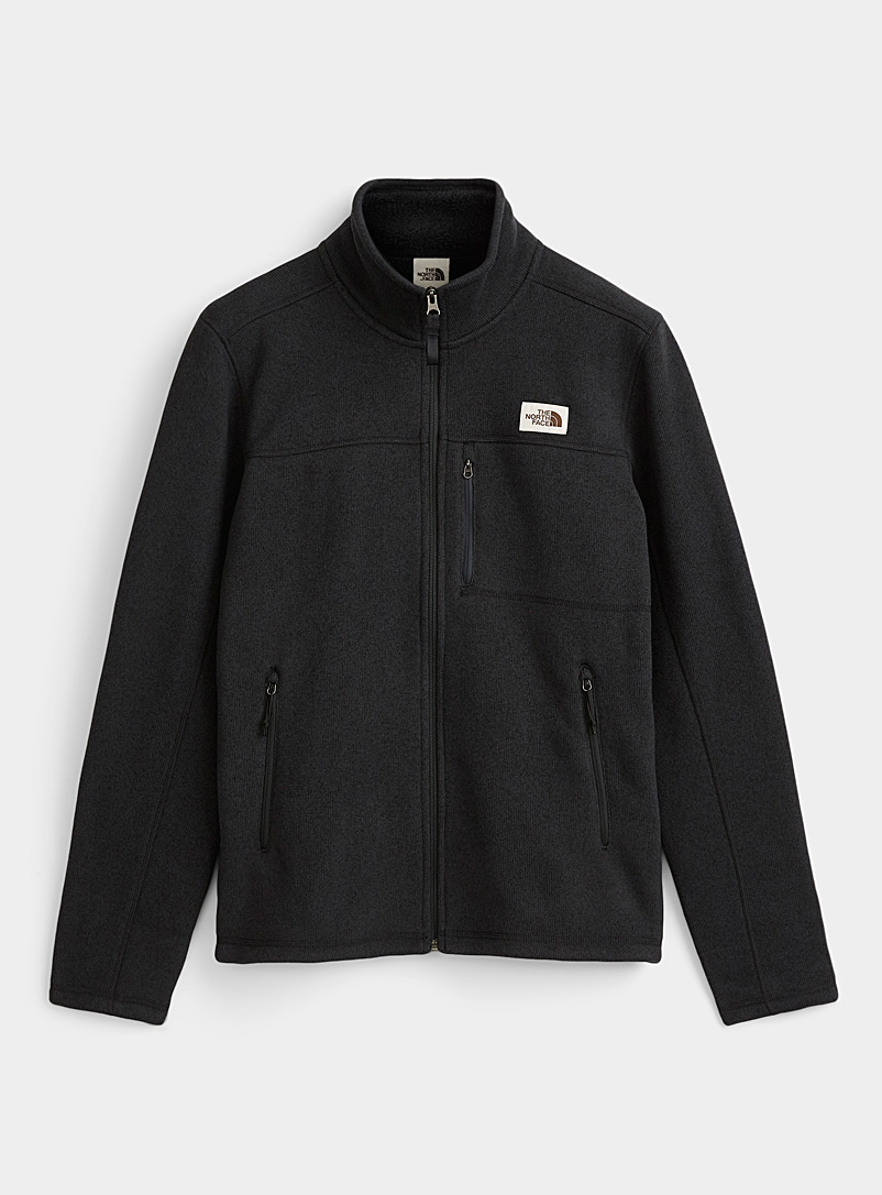 The North Face: La veste Gordon Lyon Noir pour homme