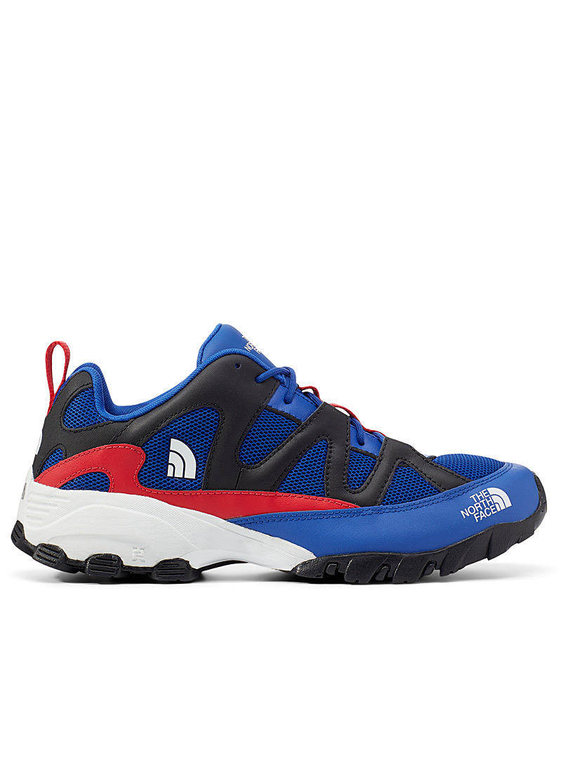 The North Face Blue Archive Trail Fire Road sneakers Men for men