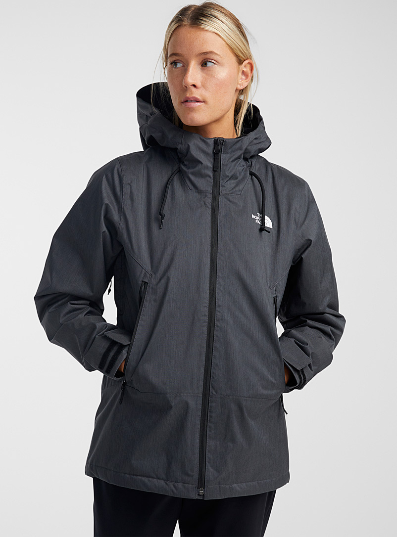 The North Face Black Inlux jacket Regular fit for women