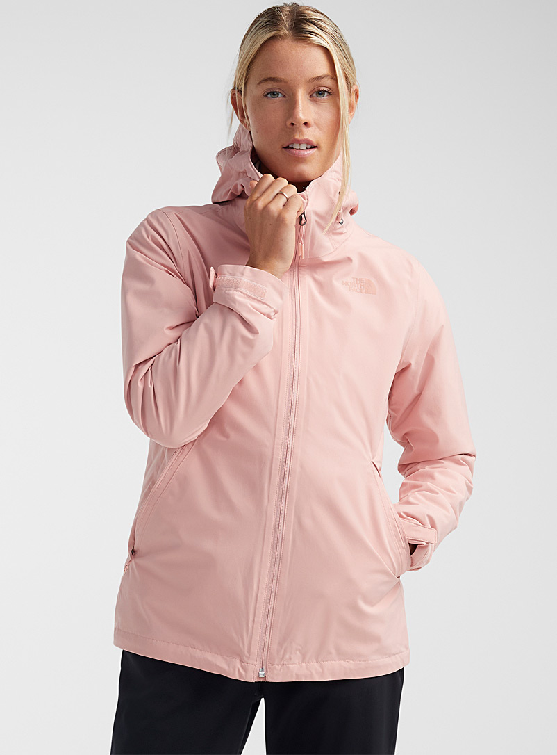 The North Face Pink Carto 3-in-1 coat Regular fit for women