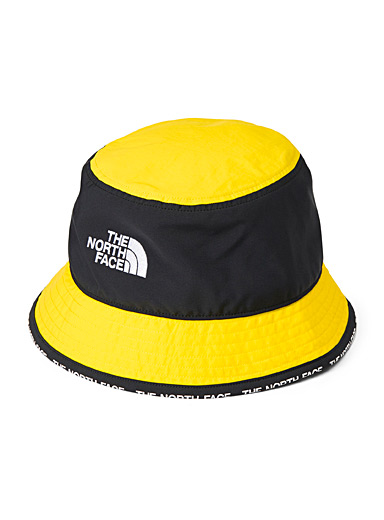 The North Face Patterned Yellow Cypress bucket hat for men