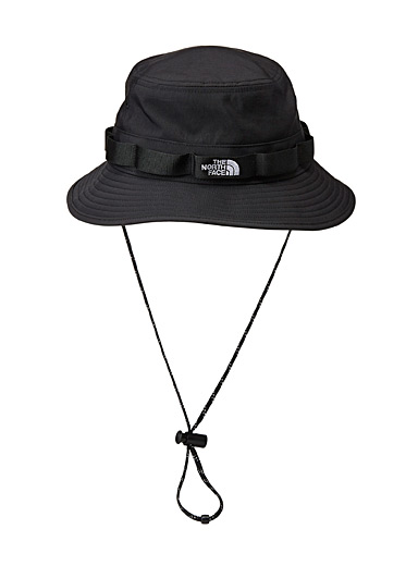 The North Face Black Class V fisherman hat for men