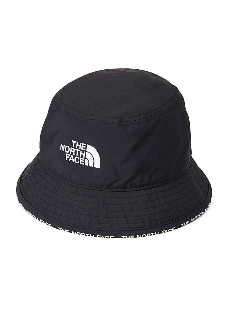 The North Face Black Cypress bucket hat for women