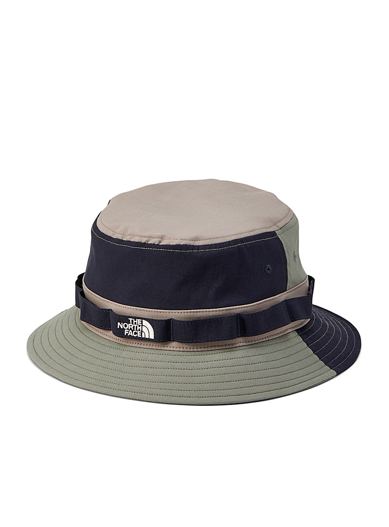 The North Face Mossy Green Class V fisherman hat for women