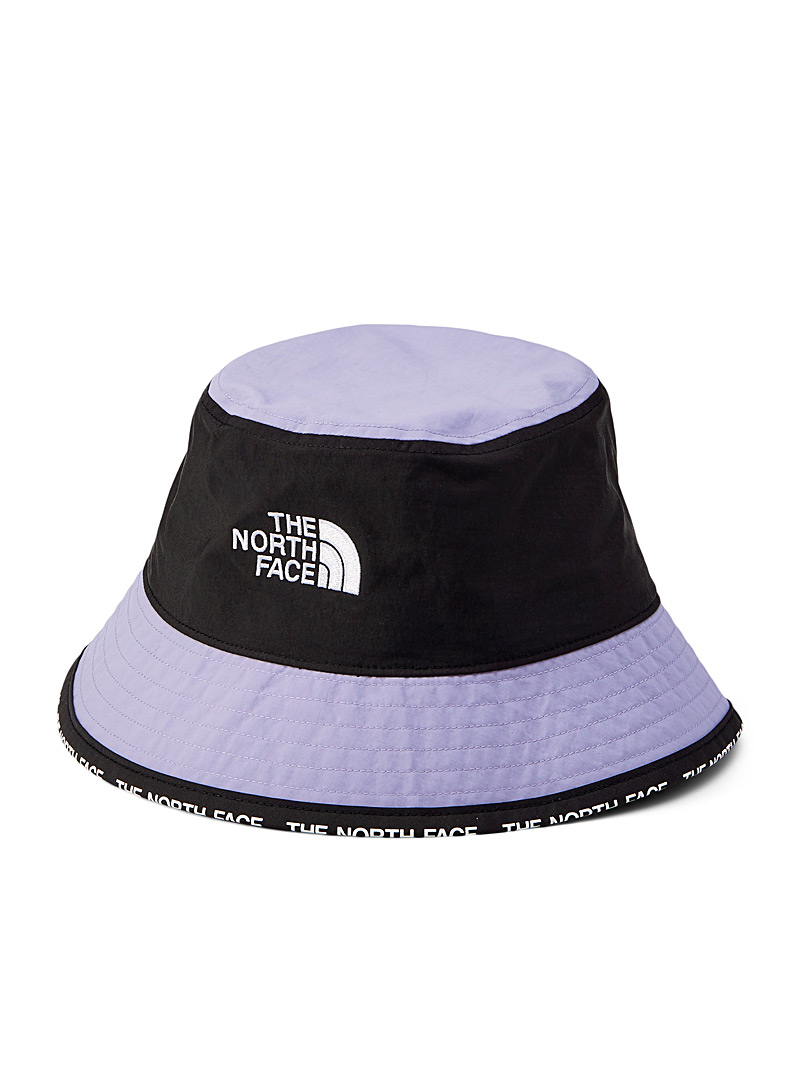 The North Face Patterned Crimson Cypress nylon block bucket hat for women