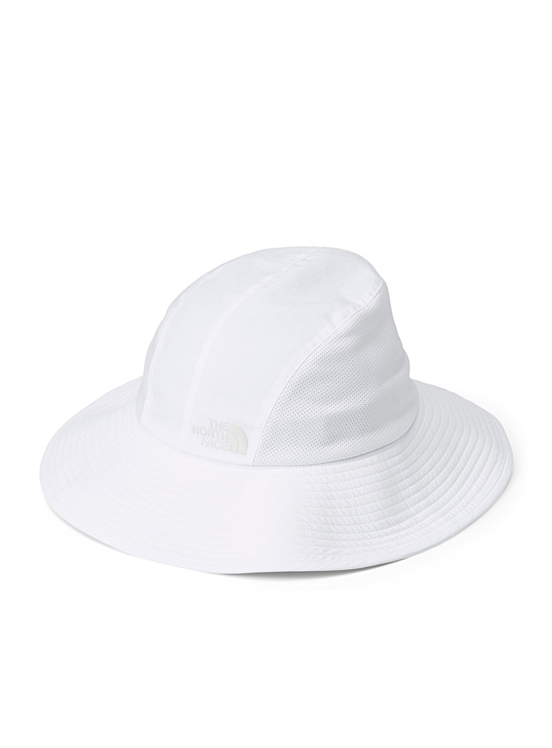 The North Face White Mixed media hat for women